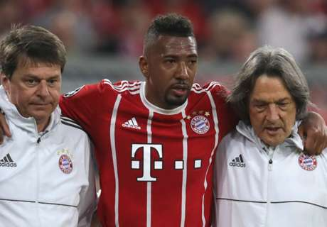 Boateng faces WC fight as injury ends season
