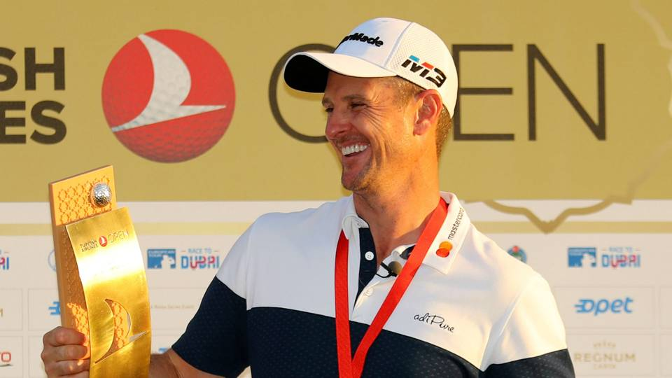 New world number one Justin Rose revels in 'very special' victory