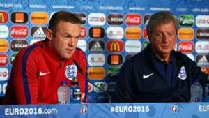 Wayne Rooney Roy Hodgson - cropped