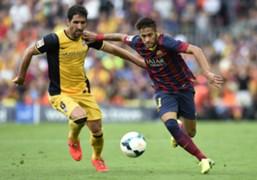 Koke Neymar