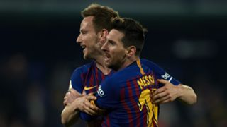 Ivan Rakitic and Lionel Messi - cropped