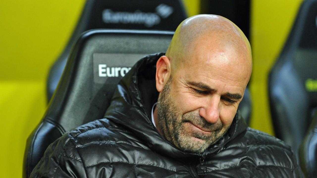 Bundesliga new: Borussia Dortmund boss Peter Bosz accepts he may be on theo bos, john bosman, rob witschge, laurent fournier, adri van tiggelen, ed de goeij, frans adelaar, peter van vossen, stuart mccall, rob mcdonald, eric jones, henk van stee, john van loen, stanley menzo, stan valckx, berry van aerle, gerald vanenburg, samuel armenteros, theo de jong, gertjan verbeek,