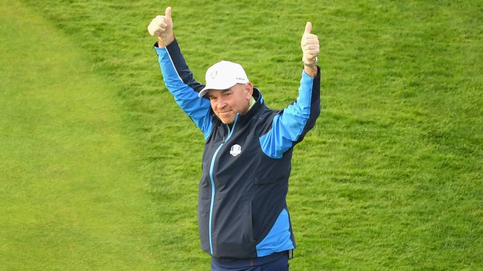 Ryder Cup 2018: Europe captain Thomas Bjorn warns Ryder Cup is not over