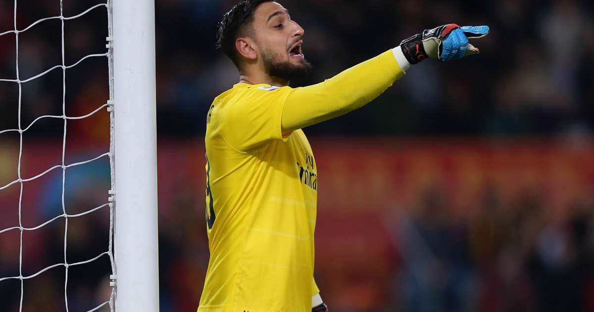 Donnarumma Cleared For Return Ahead Of Milan S Trip To Udinese