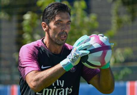 Buffon concedes penalty on nightmare PSG debut
