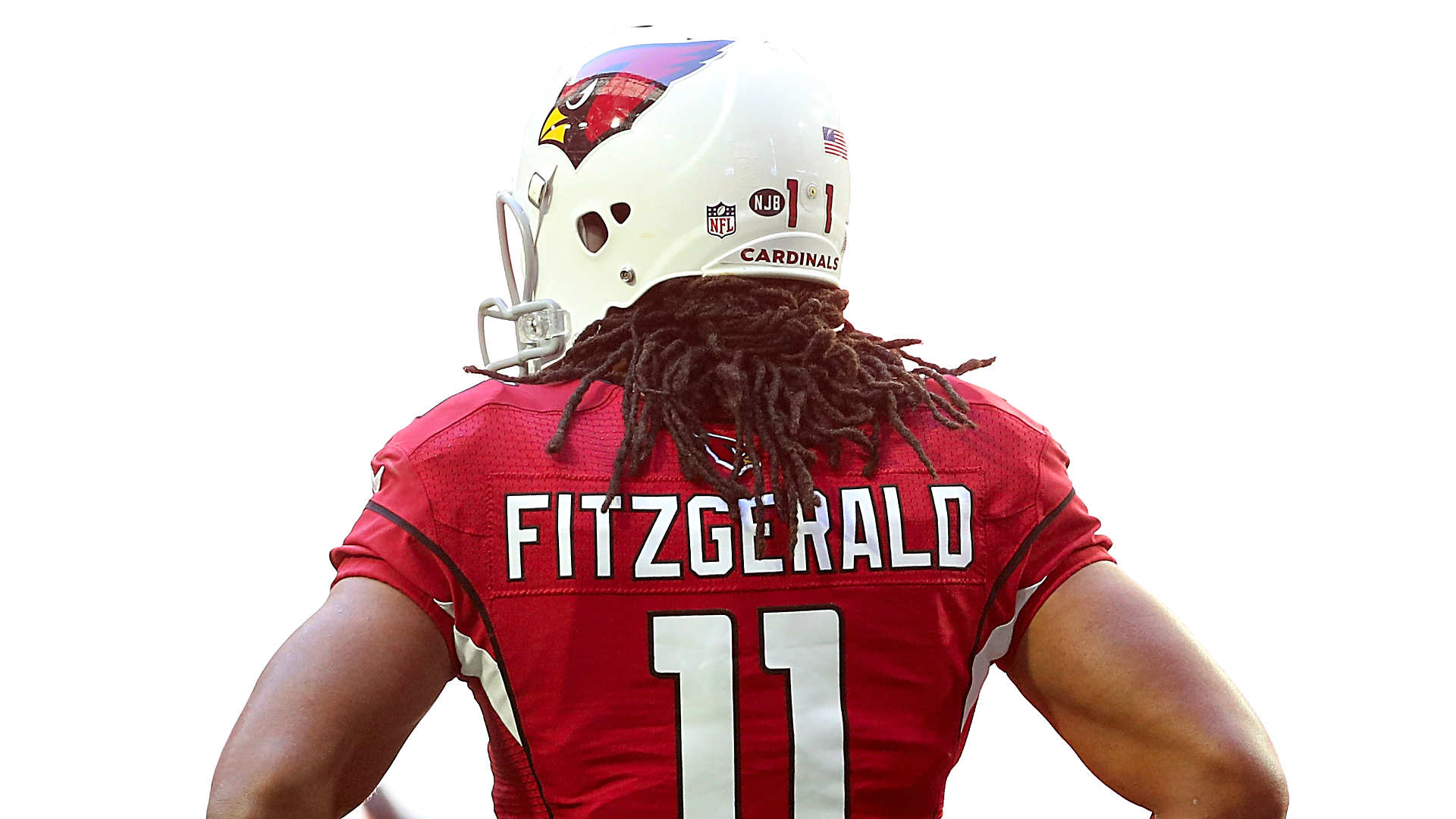 the best attitude 276e1 187d5 Larry Fitzgerald returning to Cardinals on 1-year deal ...