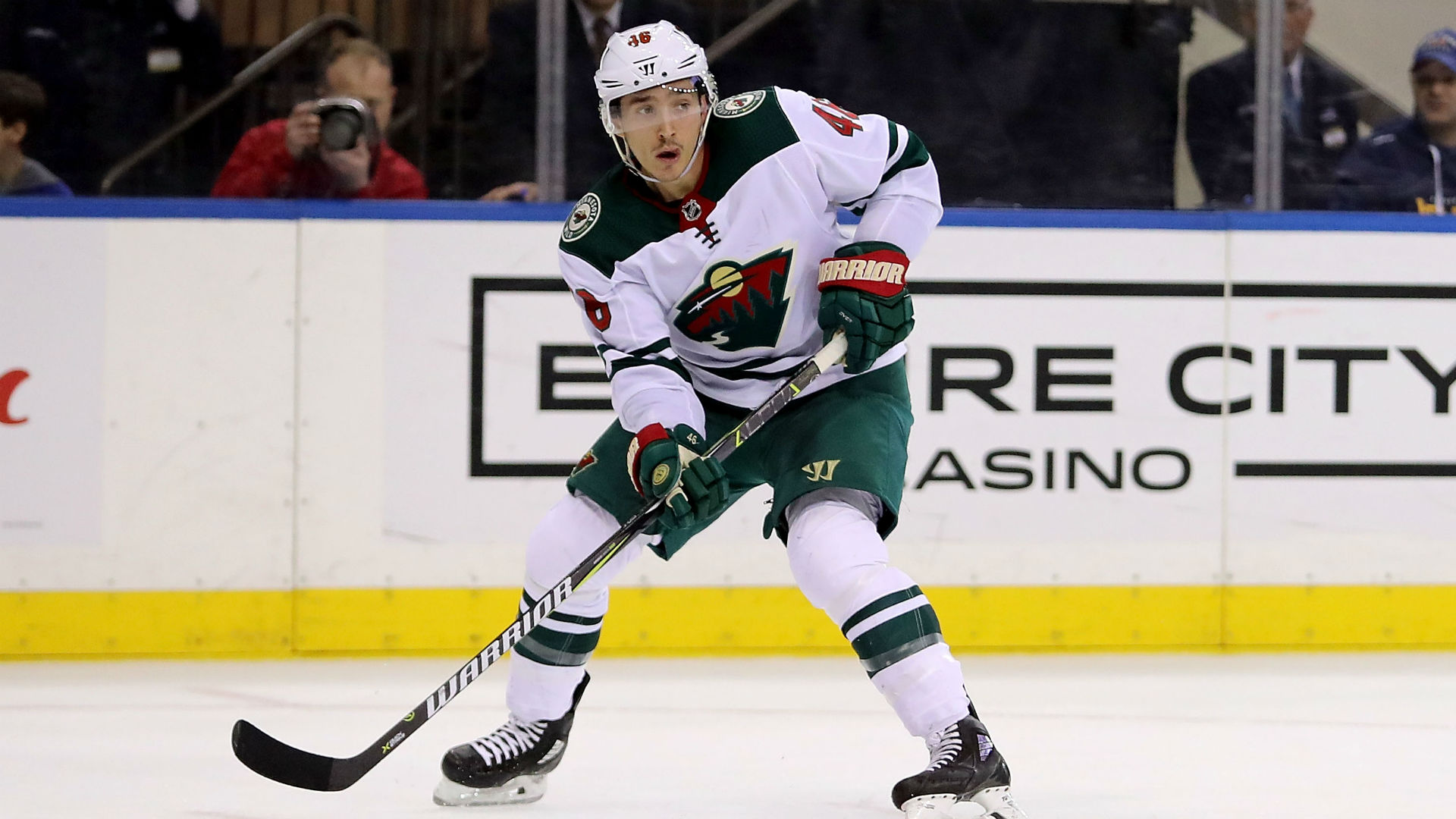 Defenseman Jared Spurgeon signs 7-year contract extension with Wild