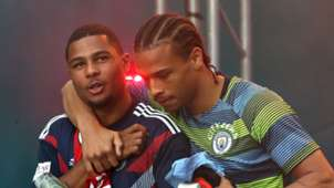 Serge Gnabry and Leroy Sane - cropped