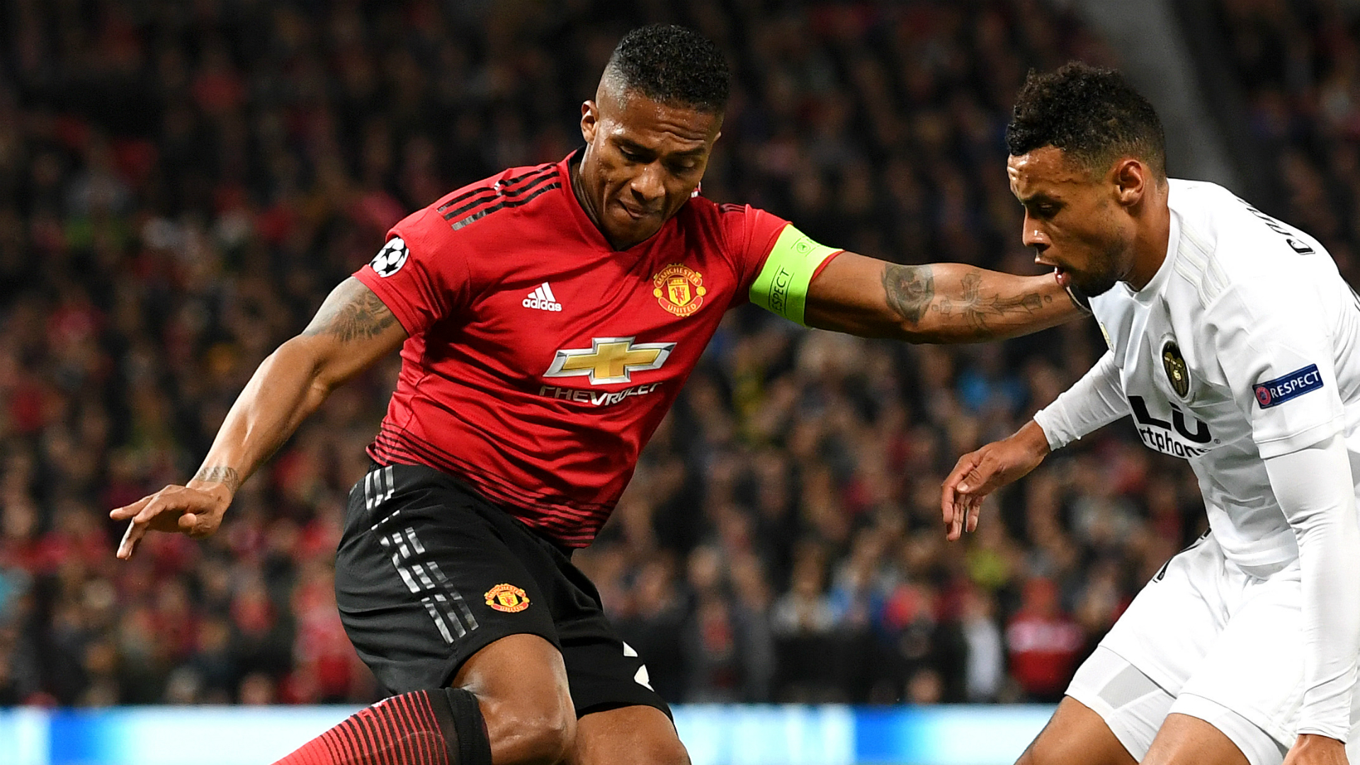 Valencia hints at Man Utd departure after 10-year stint at Old Trafford