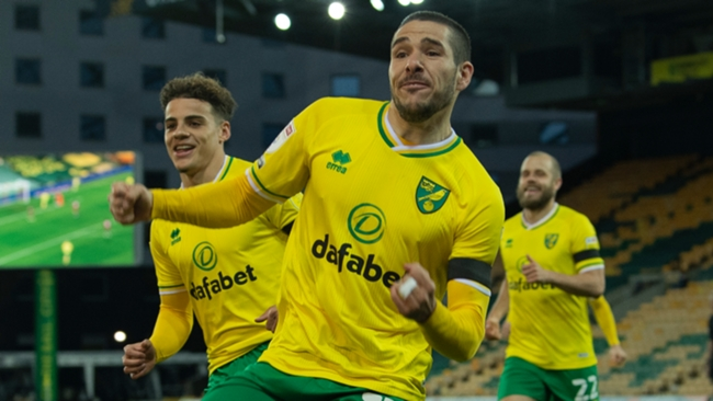 Emi Buendia has swapped Norwich for Aston Villa in a £35million move
