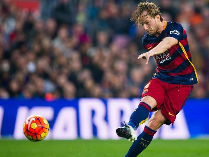Rakitic laments Barca draw