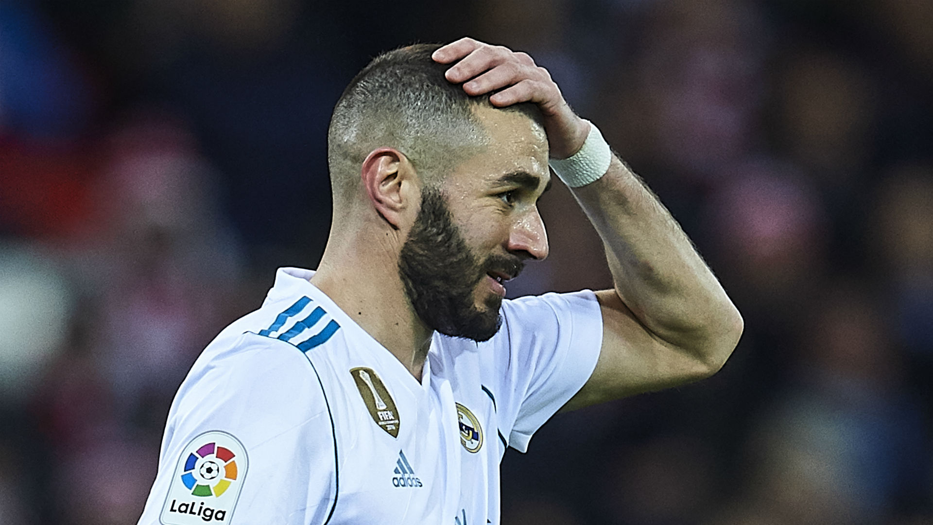 Real Madrid Should Have Signed A Striker For Struggling Benzema Papin Goal Com