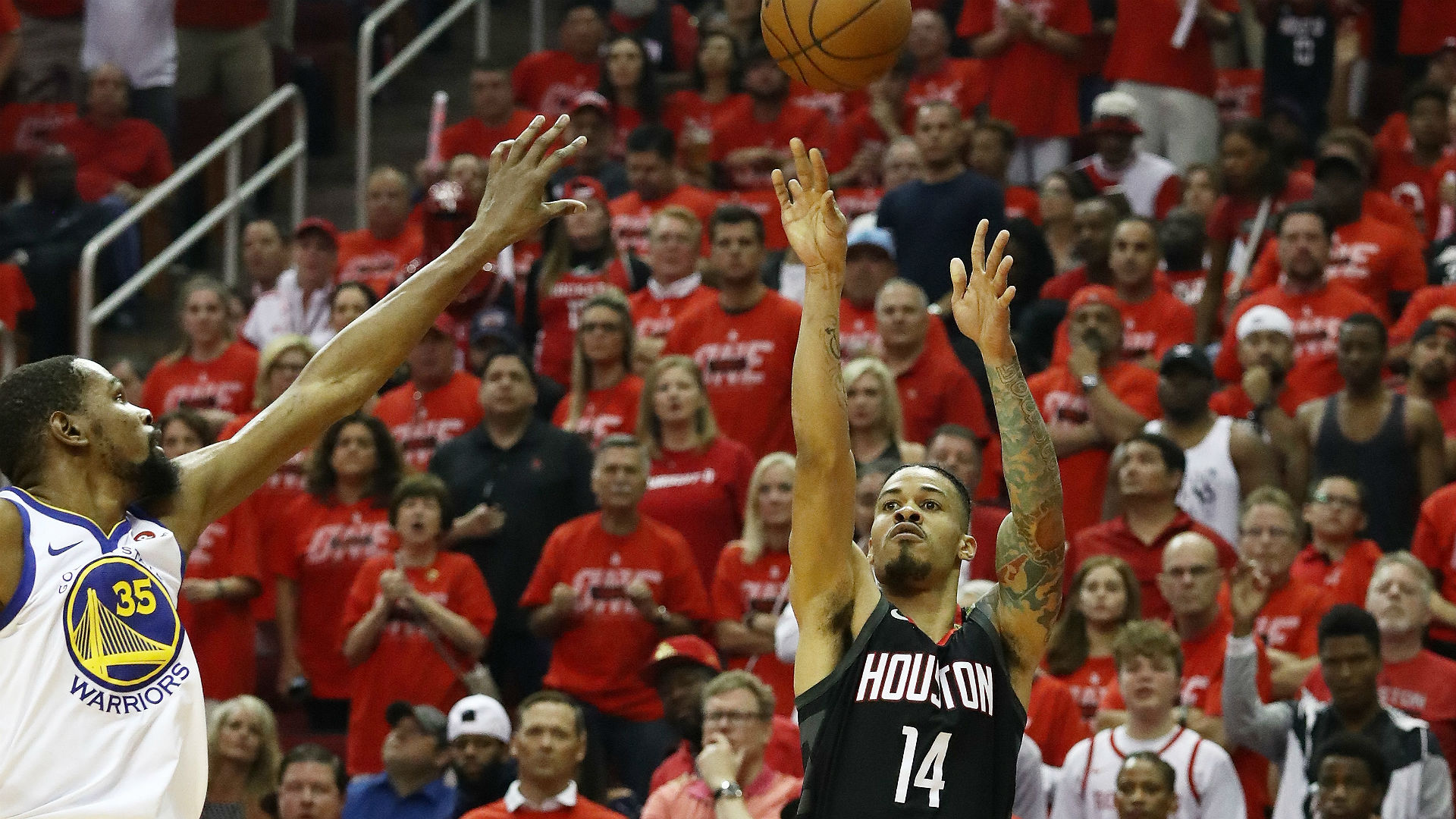 Gerald Green injury update: Rockets wing (foot) could miss several months