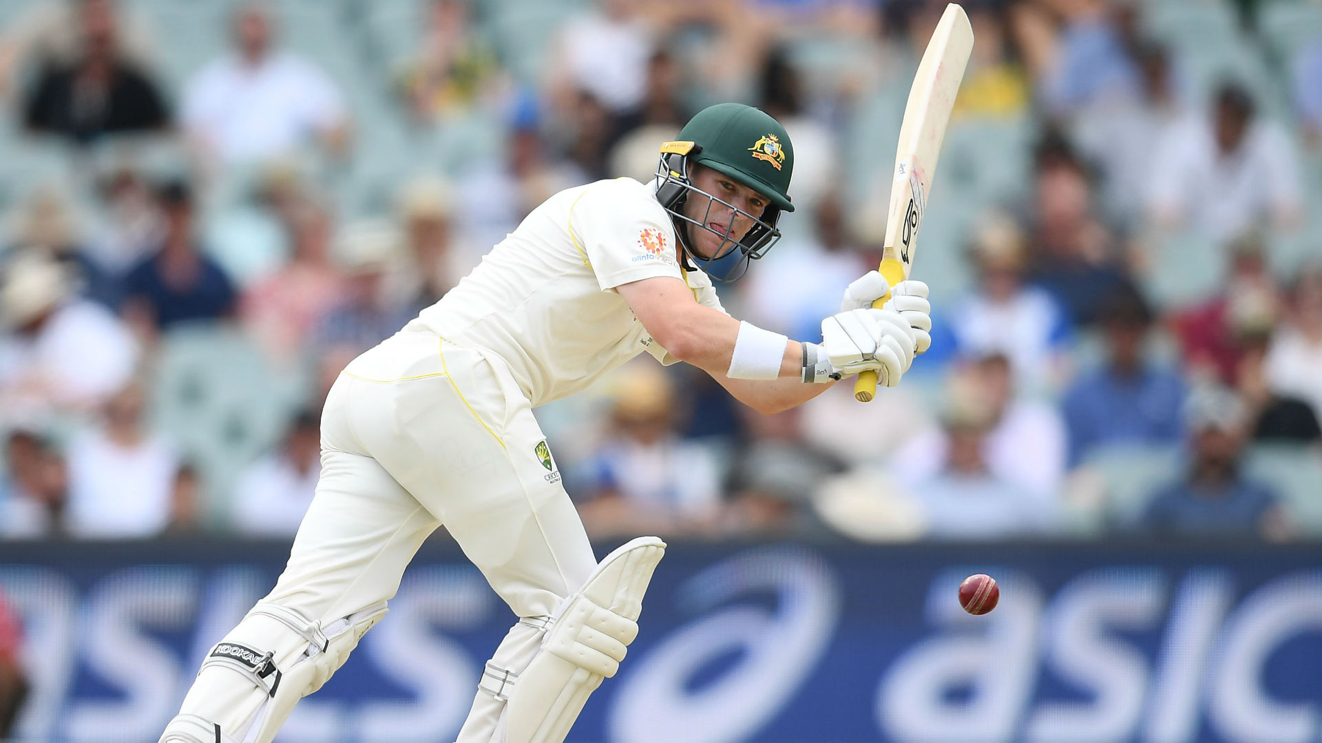 Australia v India: Debutant Marcus Harris pleads for patience after top-order misfires