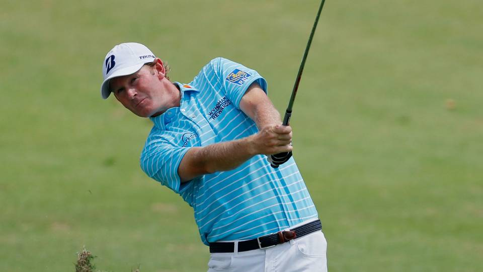 Wyndham Championship: Brandt Snedeker maintains Round 2 lead