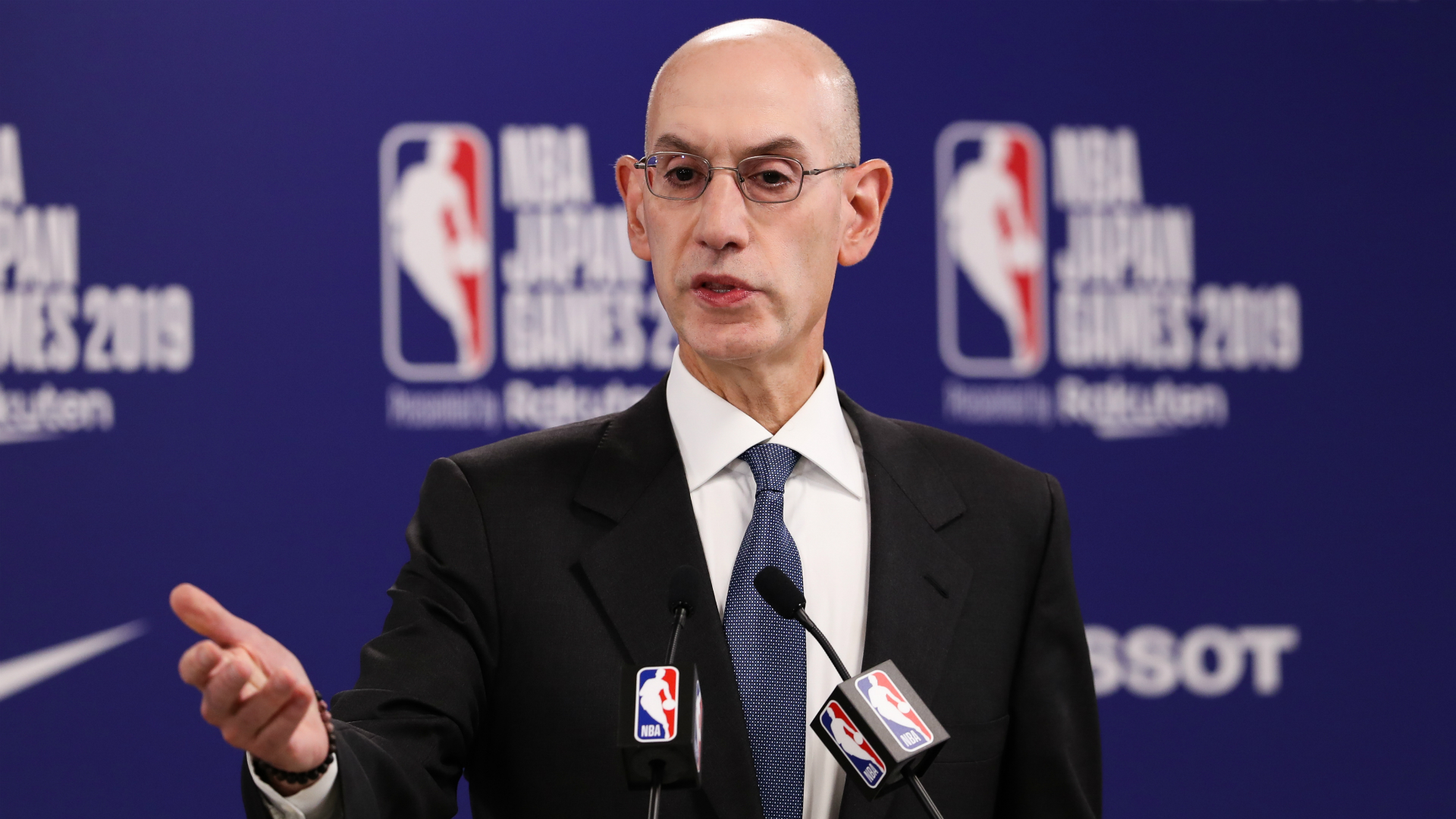 China wants NBA commissioner Adam Silver to face 'retribution' for support of Rockets' Daryl Morey