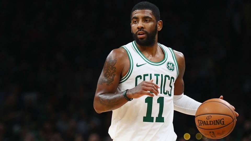 NBA wrap: Kyrie Irving dominates in Celtics' win over Raptors