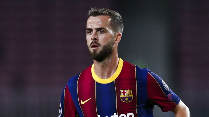 Bosnian midfielder Miralem Pjanic could be on the move after struggling to make an impact at Barcelona