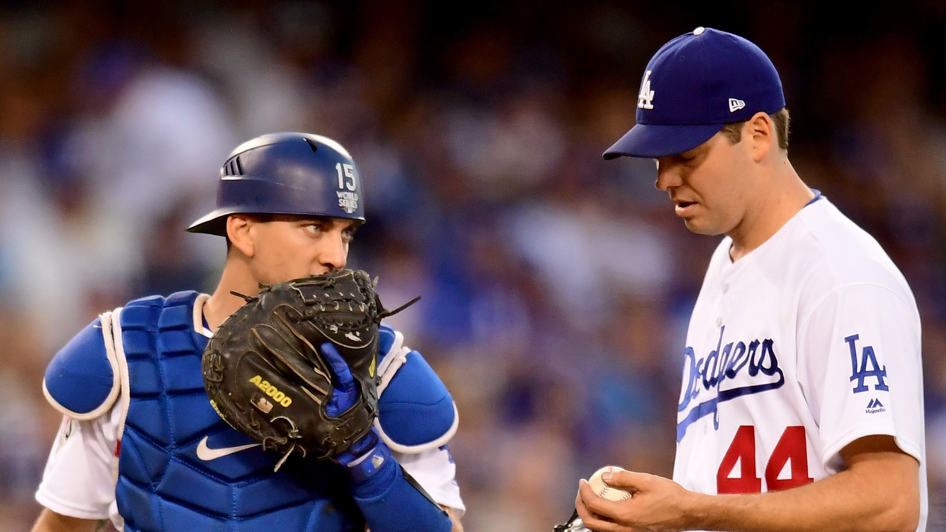 World Series 2017: Jon Lester rips Dodgers for taking Rich Hill out early in Game 2