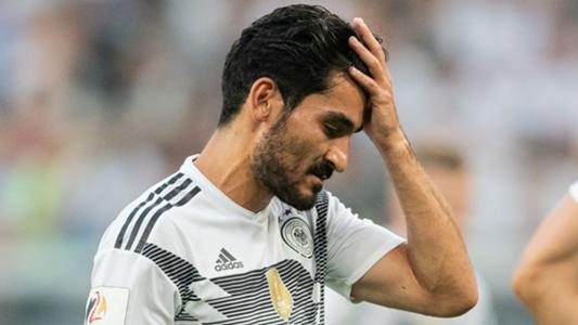 World Cup 2018: Ilkay Gundogan says Germany jeers are hard ...