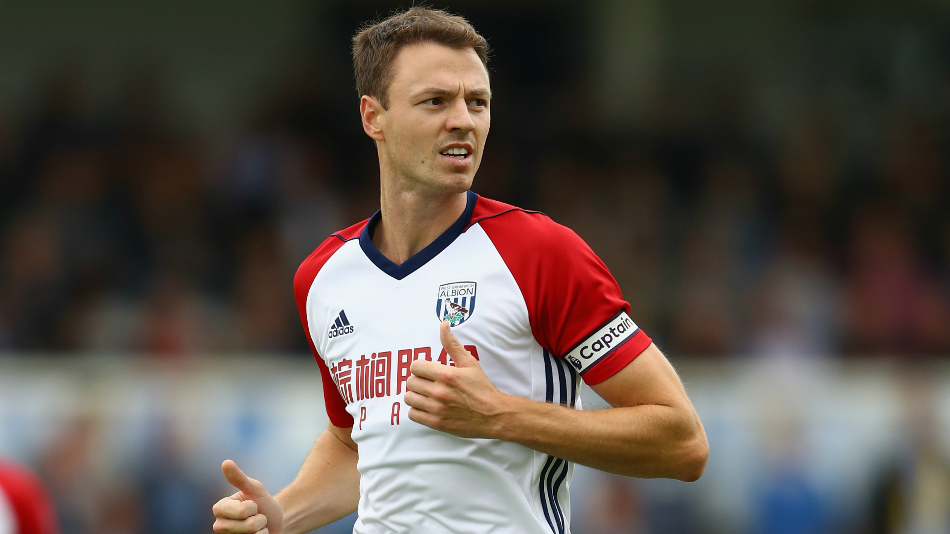 Tony Pulis: Manchester City have stopped calling about Jonny Evans