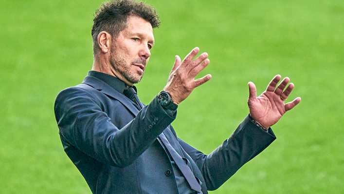 Diego Simeone's Atletico need three points at Real Betis