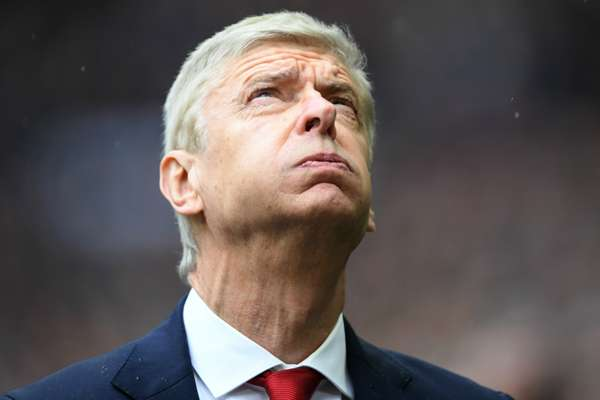 Departing Wenger hints at end-of-season reveal amid reports of sacking