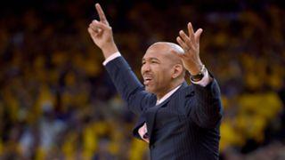 Former Pelicans coach Monty Williams