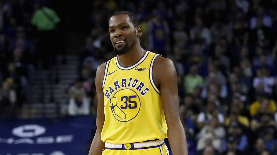Kevin Durant is done with questions about 'dynamic' with Draymond Green