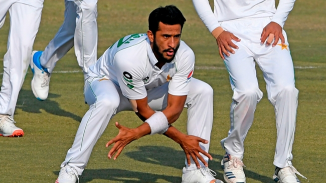 Hasan Ali was influential as Pakistan thrashed Zimbabwe in the first Test of the series.