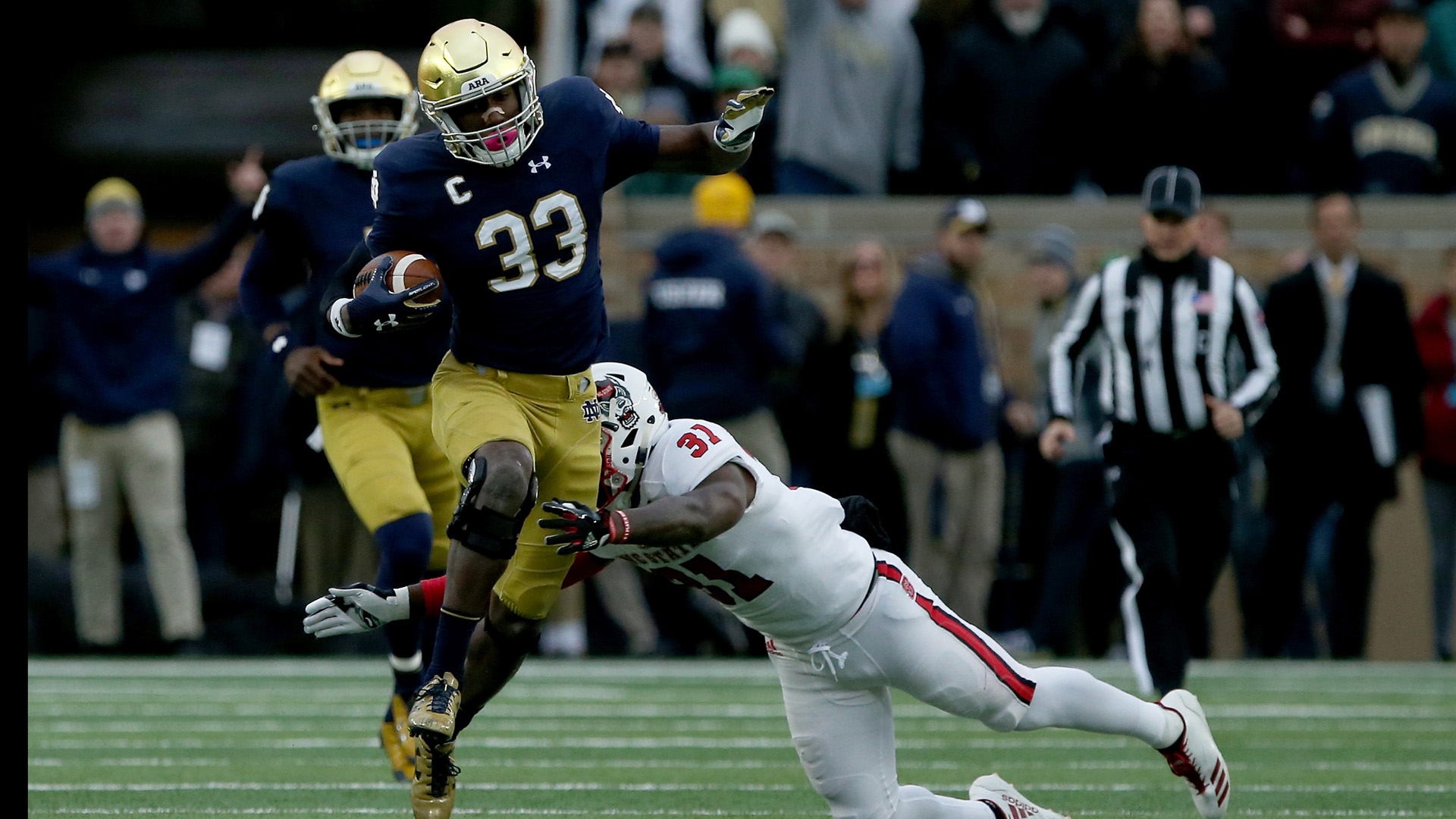 Three takeaways from No. 9 Notre Dame's win over No. 14 N.C. State