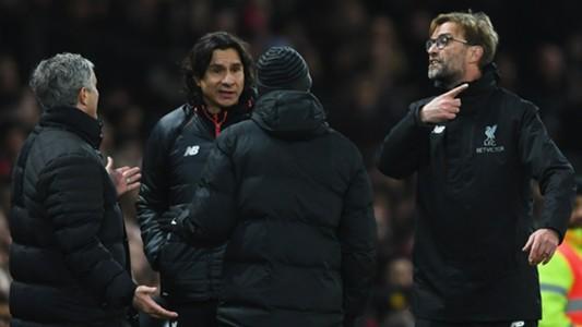 Mourinho and Klopp - Cropped