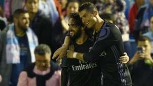 Isco and Ronaldo - Cropped