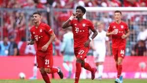 Bayern Munich 6-1 Mainz: Alaba nets stunner as champions run riot