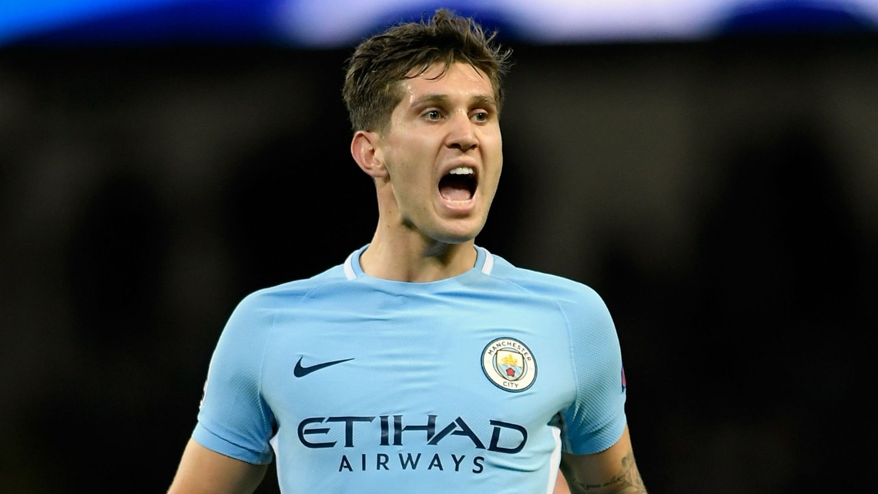 John Stones satisfied with Manchester City showing