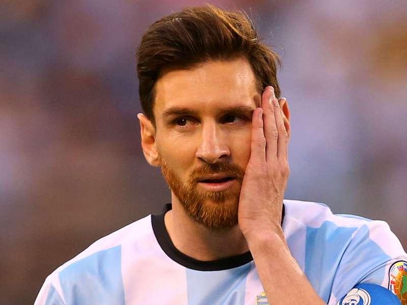 Argentina politicians urge Lionel Messi to reconsider international retirement