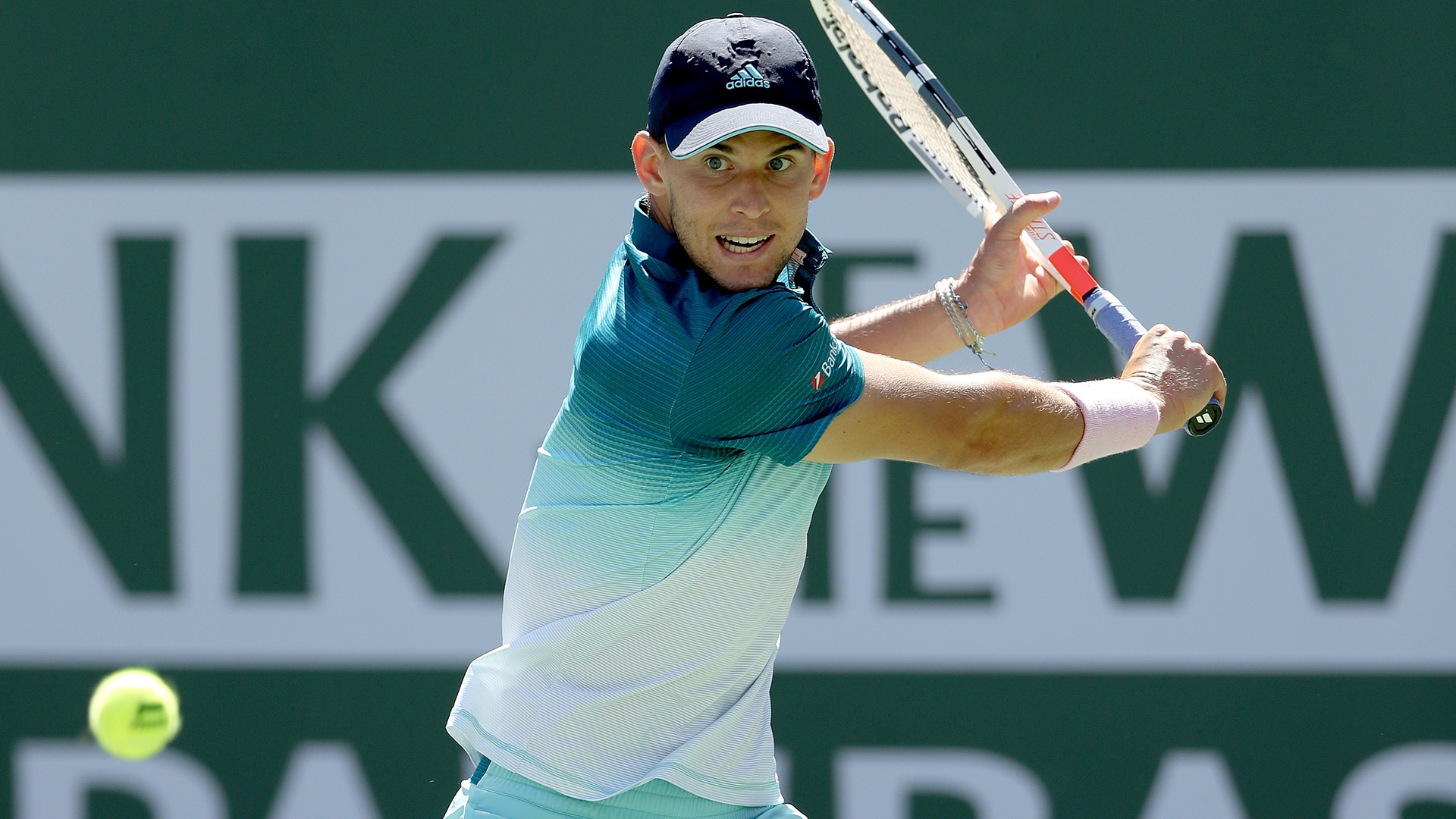 Indian Wells champion Dominic Thiem crashes out of Miami Open