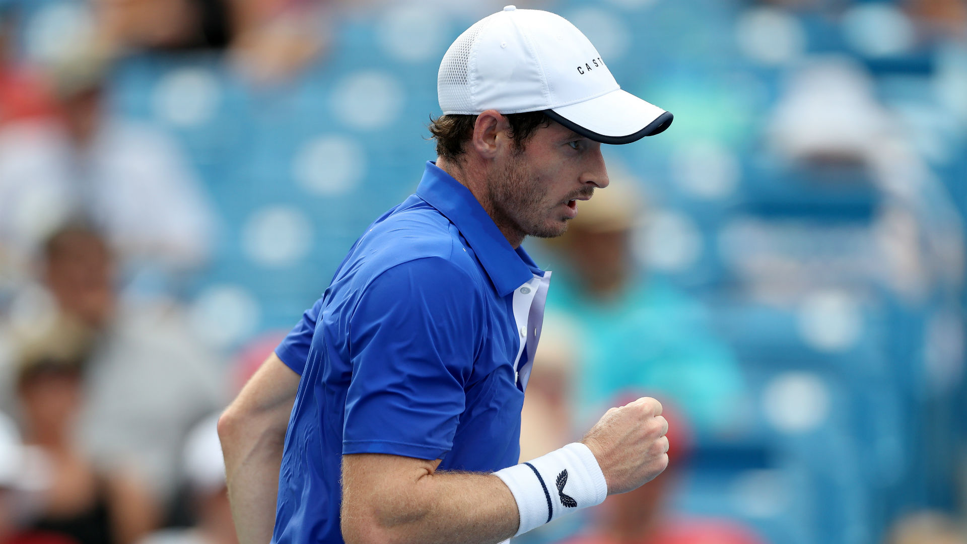 Andy Murray takes wildcard for Shanghai Masters
