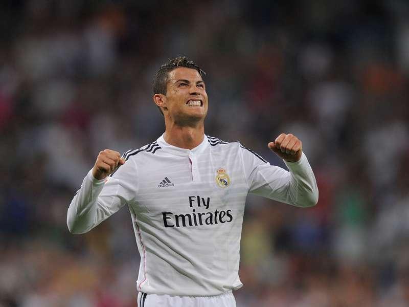 Ronaldo reveals Real Madrid ambitions