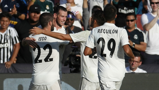 0cab2d55051 Real Madrid v Juventus Match Report
