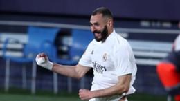 Karim Benzema was sensational against Cadiz