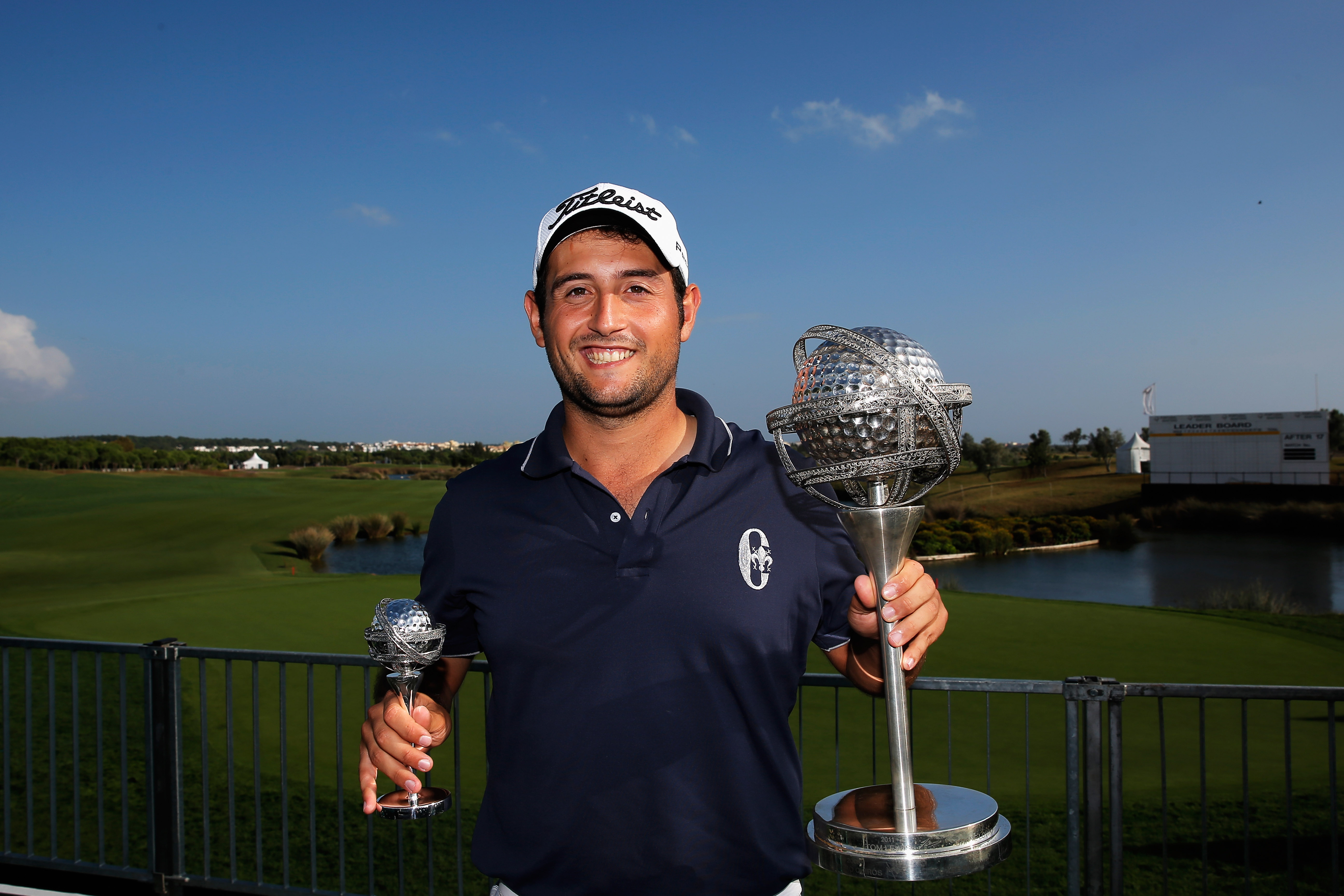 Alexander Levy and Bae Sang-moon into top 100 of golf rankings ...