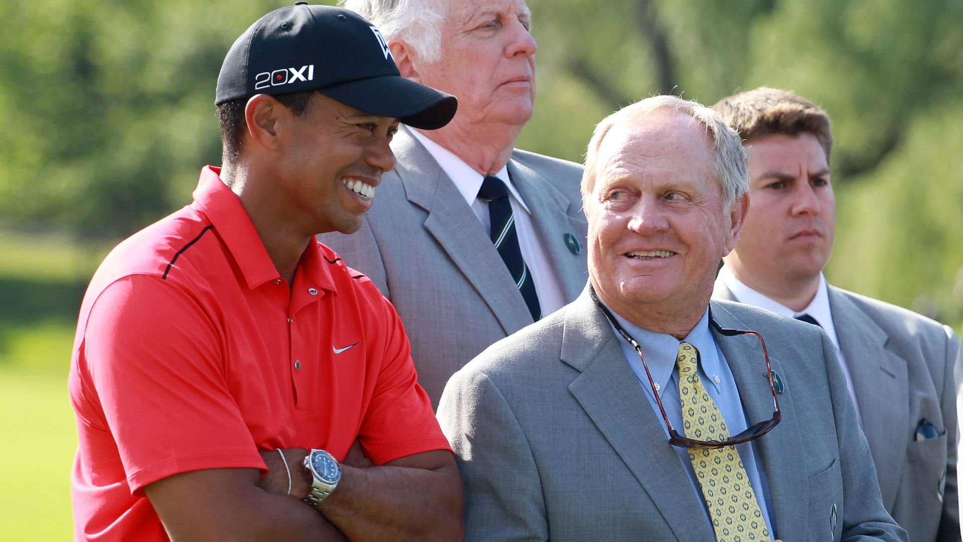 tiger woods has to learn to win again  nicklaus says