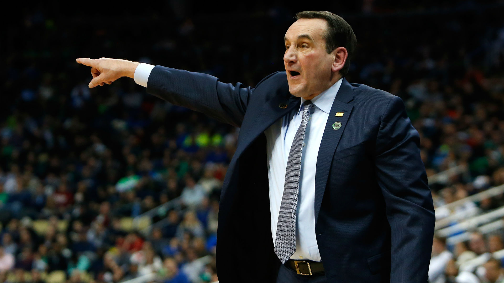 Duke's Mike Krzyzewski speaks out in favor of Fair Pay to Play Act