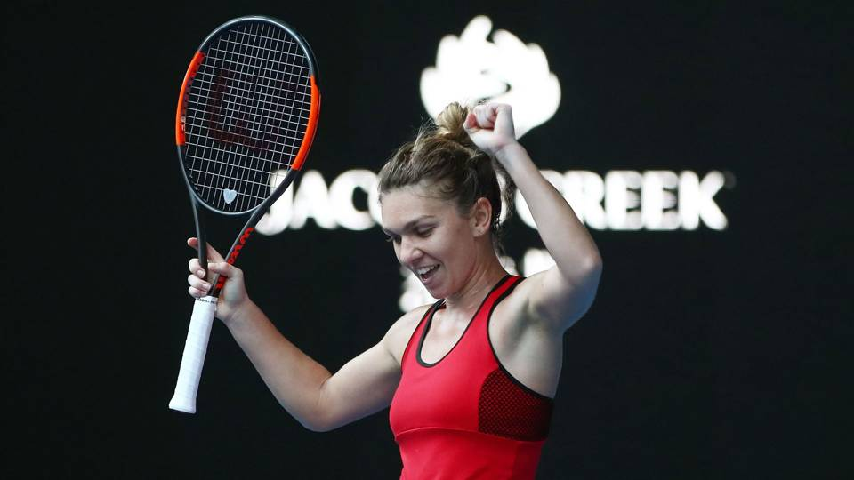 Australian Open 2018: Simona Halep, Caroline Wozniacki reach women's final