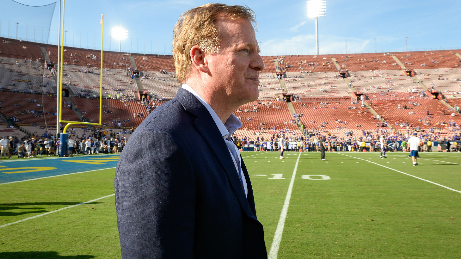 Explaining NFL Rule 17, Section 2, Article 3: How Roger Goodell could theoretically intervene in Rams vs. Saints outcome