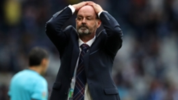 Steve Clarke cited a lack of major tournament experience as Scotland's downfall