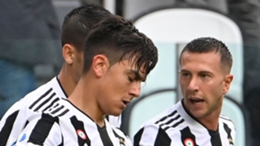 Paulo Dybala seems to have suffered yet another injury