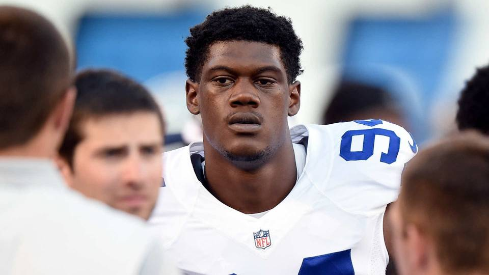 Cowboys' Randy Gregory says he's now a 'totally different person'
