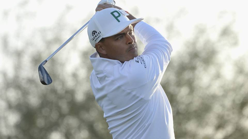 Scottish Open: Rickie Fowler 'loves links golf'